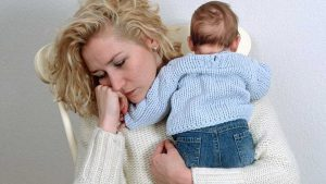 post natal depression