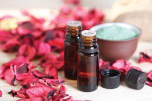 Aromatherapy essential oils